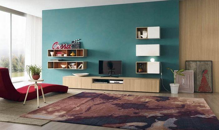 Ideen · Stilvolle Wohnwand ...