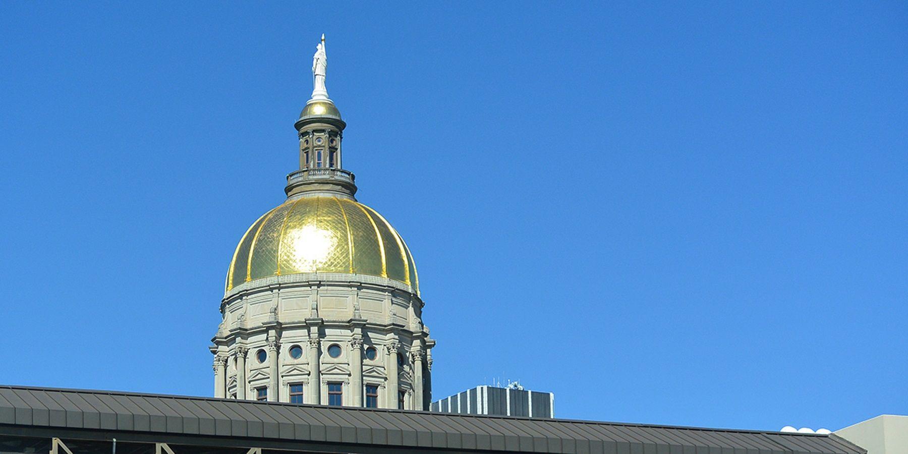 Georgia Picks Deloitte To Craft Waiver Plan On Health Coverage