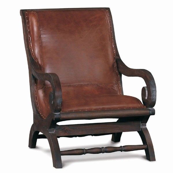 Good Quality American Made Furniture: Bramble - Lazy Chair - BR-10861