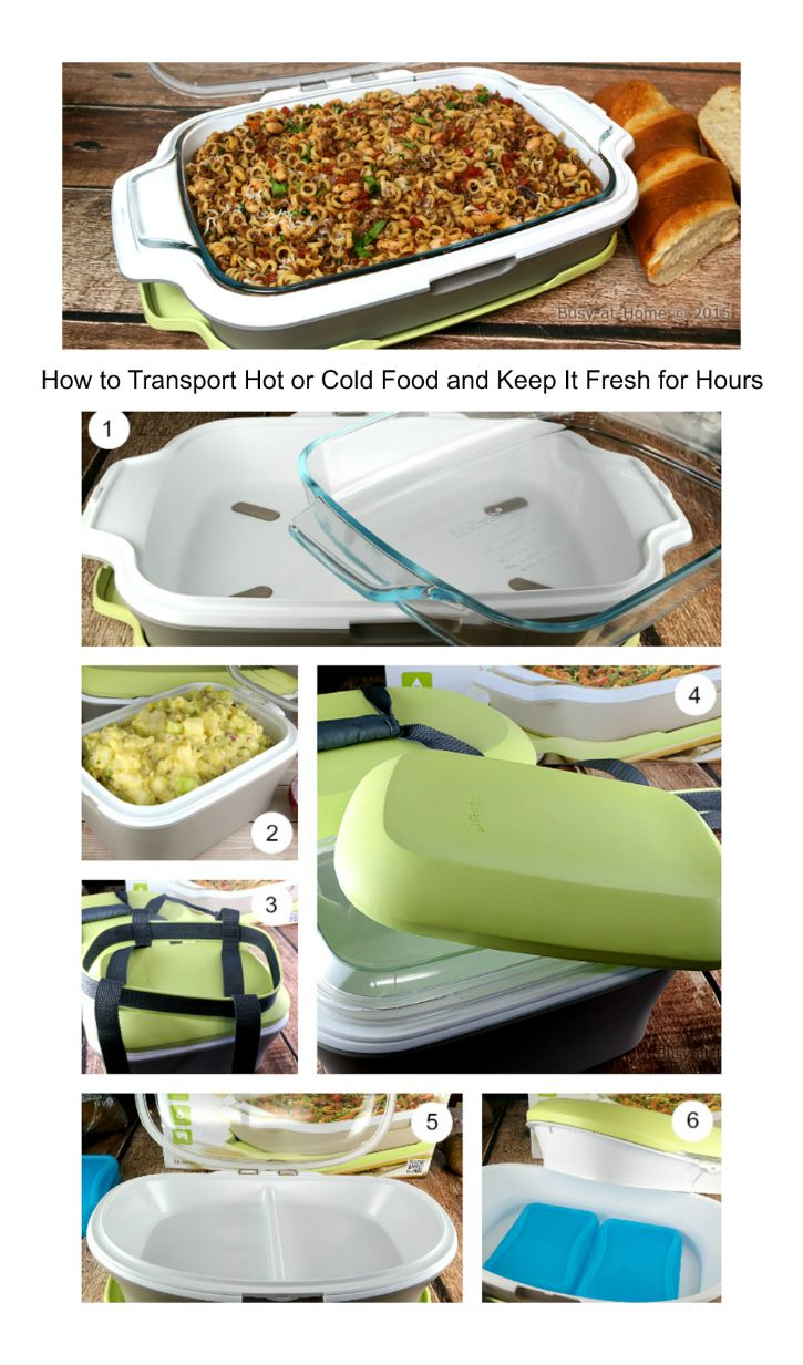 How To Transport Hot Or Cold Food And Keep It Fresh For Hours Plus A Fit Gatherings Give Away