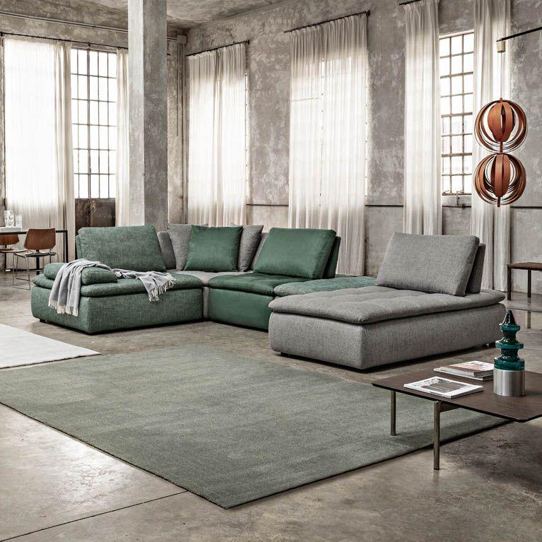 Tutti i prodotti sono personalizzabili nei colori. Poltronesofa Divani Salle De Sejour Salon Lineaires