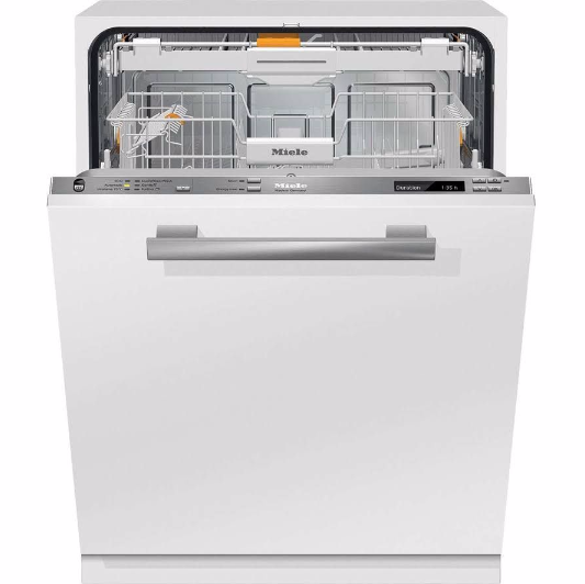 MIELE G6860 SCVi Fully integrated 60cm dishwasher A 20