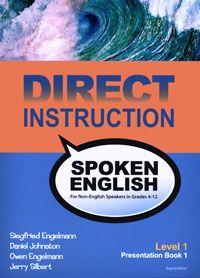 Direct Instruction Spoken English