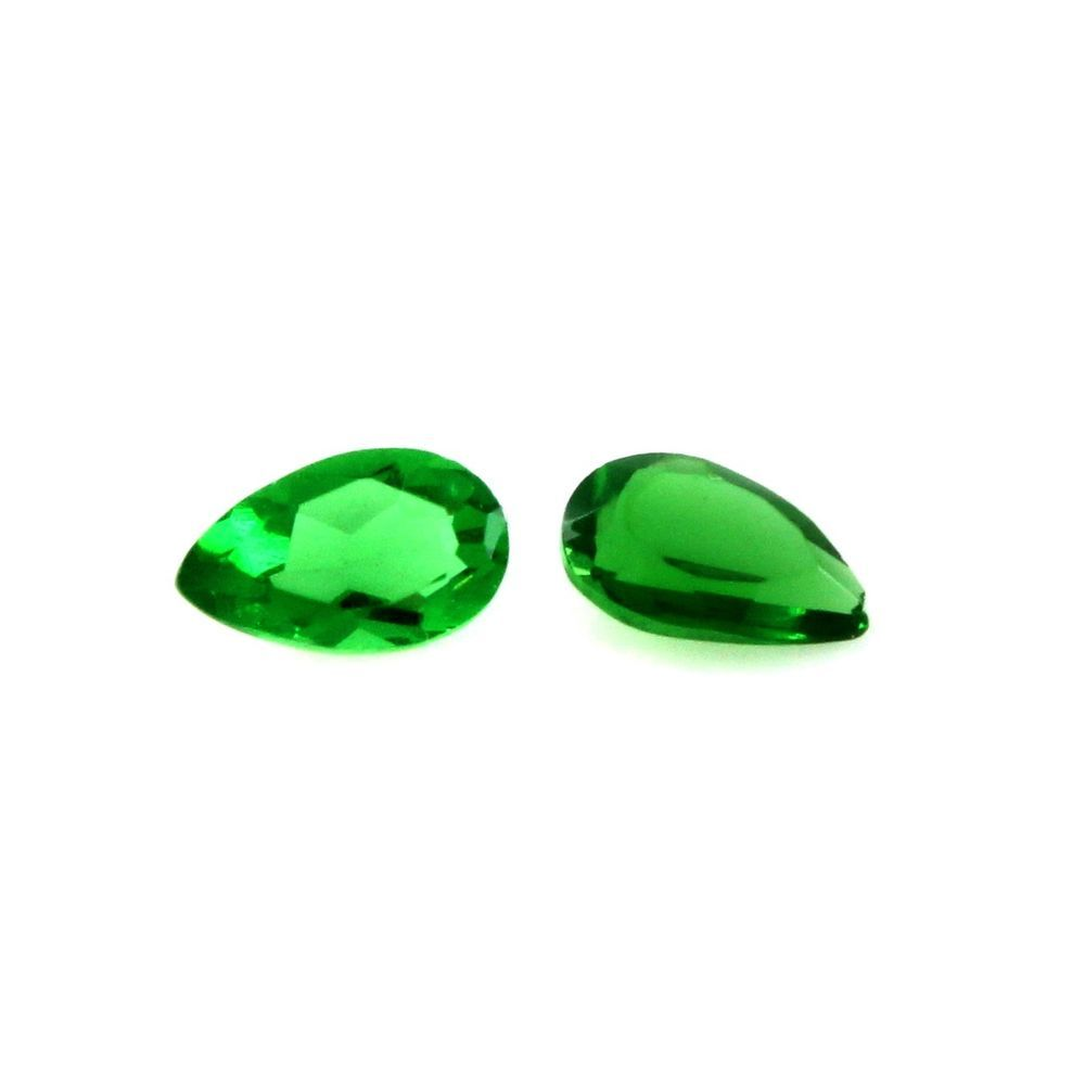 loose emeralds pears jewellery colombian aaa emerald item