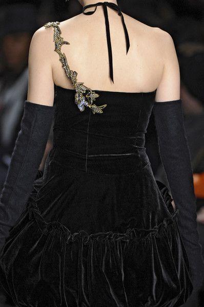Anna Sui at New York Fashion Week Fall 2009 - Livingly