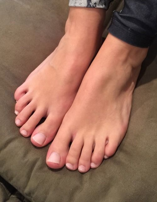 Flawless Feet  Her Natural Feet  Female Feet, Beautiful -8479
