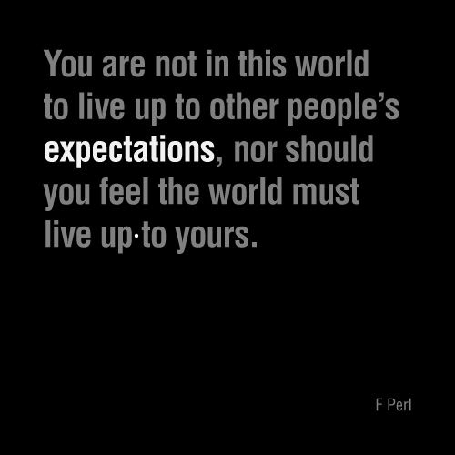 Pin On Expectations