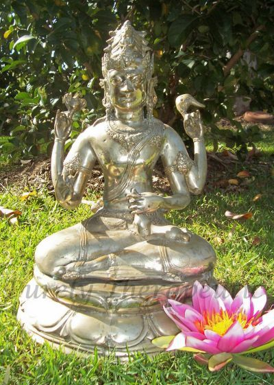 Shiva Statues #statue #brass #outdoor #garden #buddha