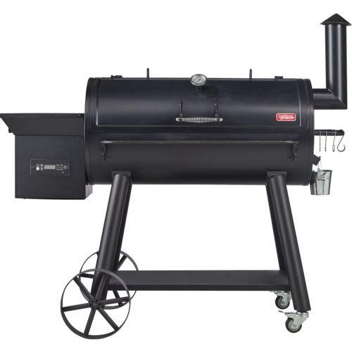 Outdoor Gourmet Triton Xl Pellet Grill Black Bbq Grills