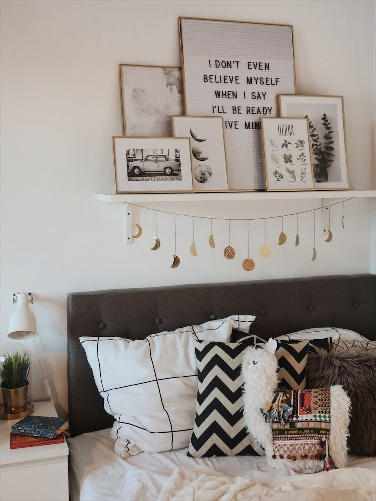 Room Roomdecor Roomideas Urbanoutfitters Bedroom Dormroomideas Zimmer Inspirationen