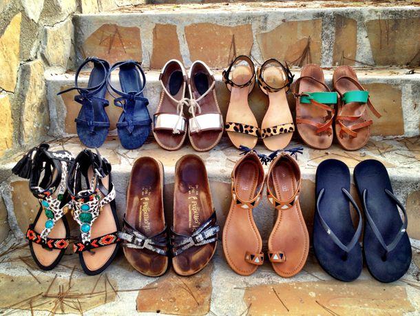 Sandales Balibulle