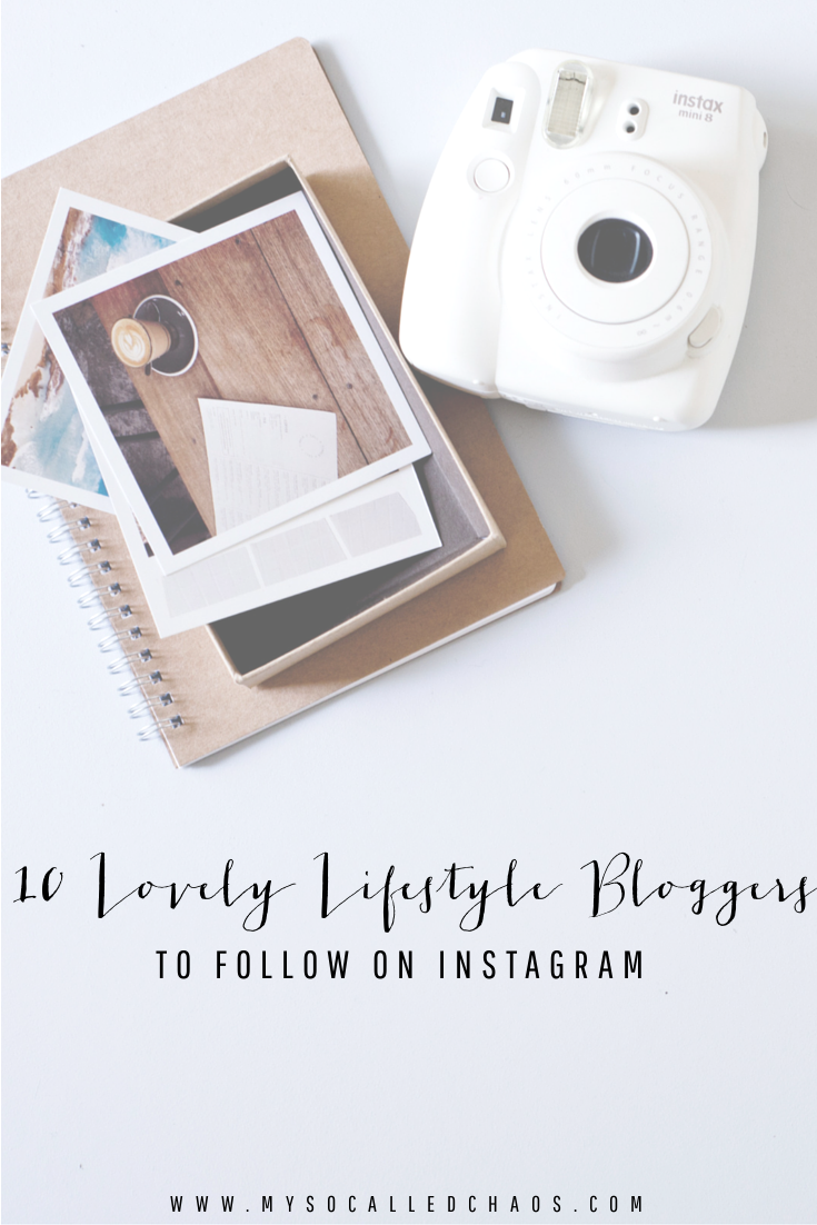 Lifestyle Blog Instagram 10 Lovely Lifestyle Bloggers To Follow On Instagram Blog