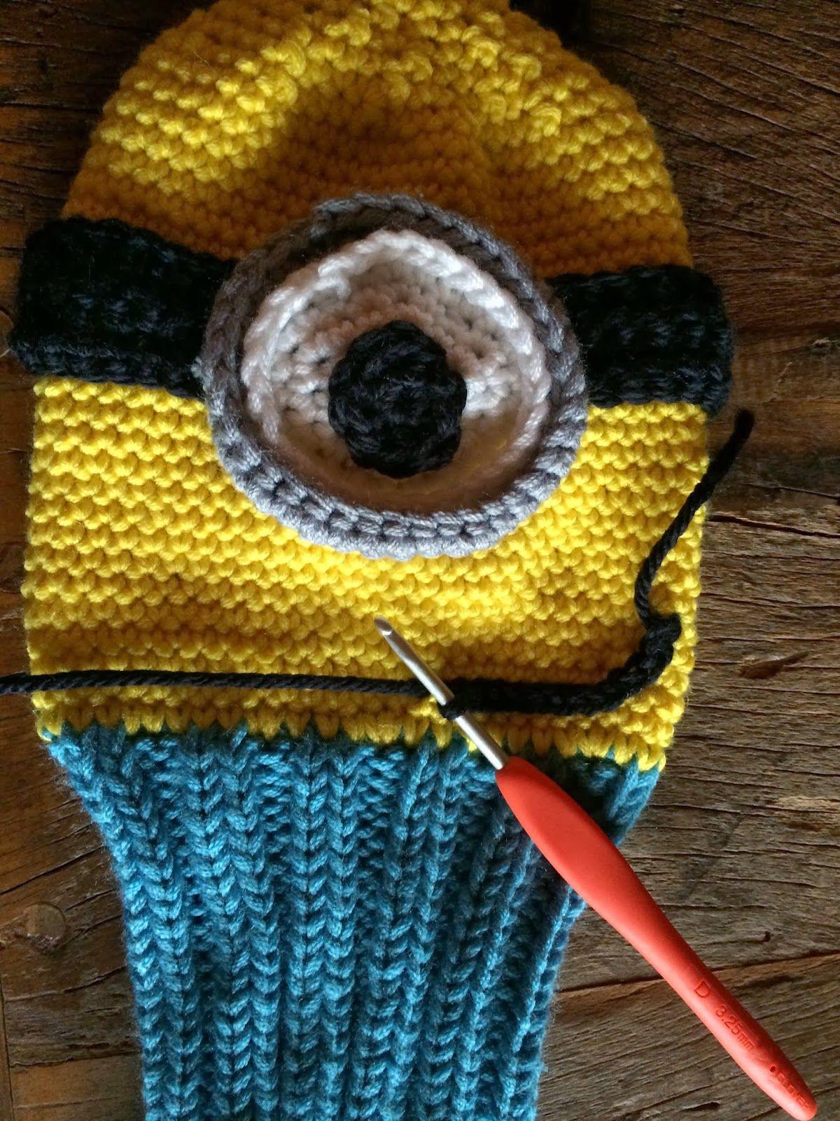 Annoos crochet world minion golf cover free tutorial knitting annoos crochet world minion golf cover free tutorial bankloansurffo Images