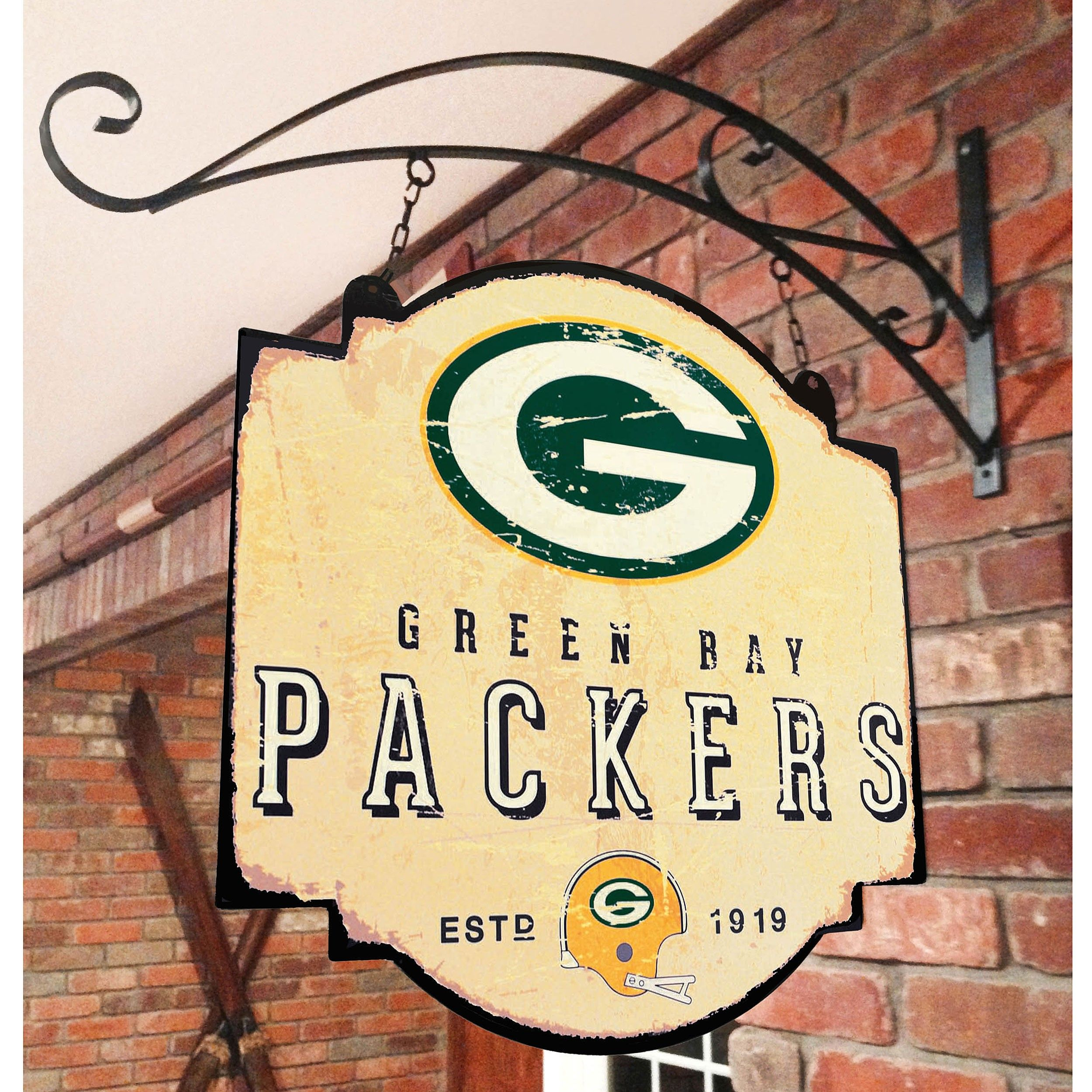 Green Bay Packers Tavern Sign Hanging Signs Green Bay Packers Packers