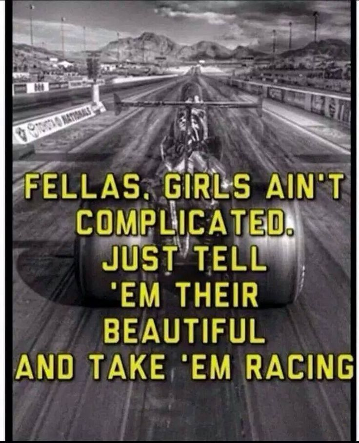 Pin by Kristin Thaxton on Racing | Racing quotes, Drag ...