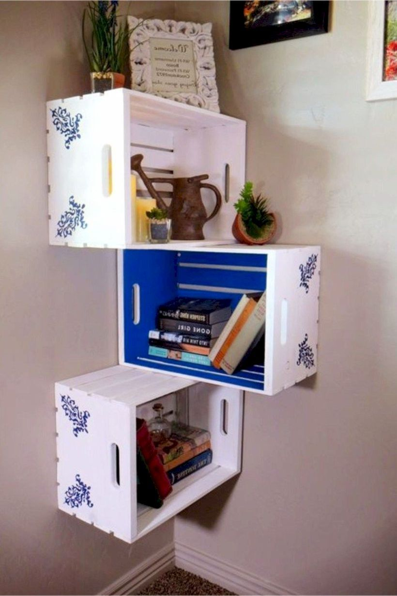 45 Cute DIY Storage for Your Tiny House images