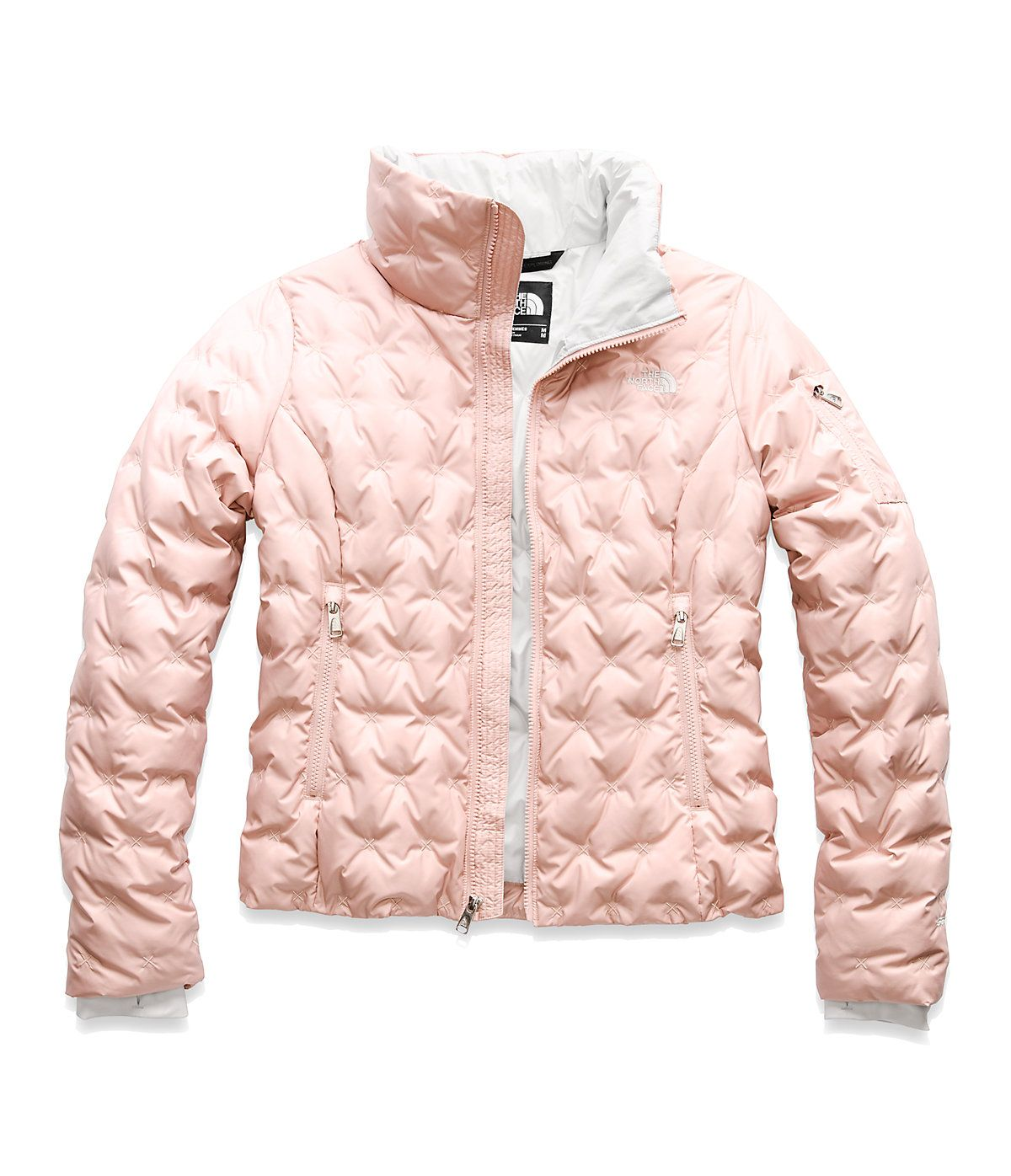 001fa5d71c The North Face Women s Holladown Crop Jacket