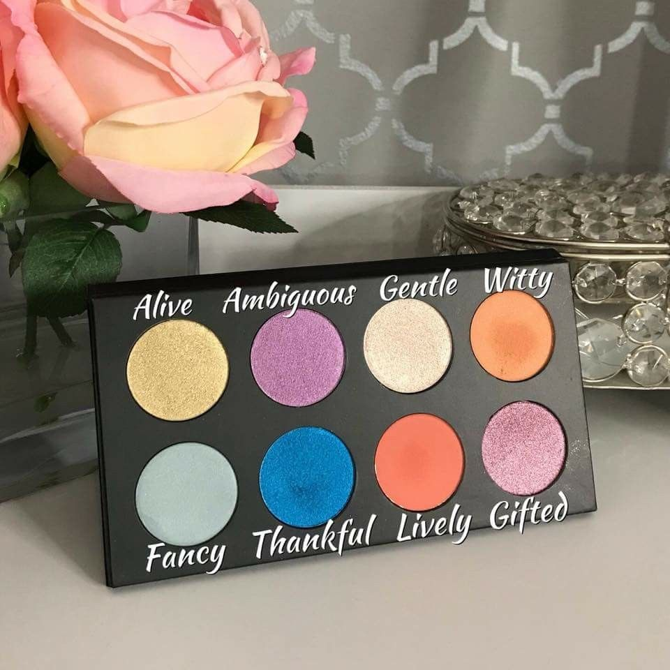 Kiss Out Of Makeup: Pin By Becky Edmondson On Younique Pressed Shadows