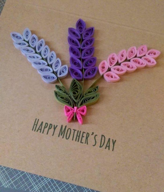 Открытки на день рождения маме из квиллинга, лена открытки анимация