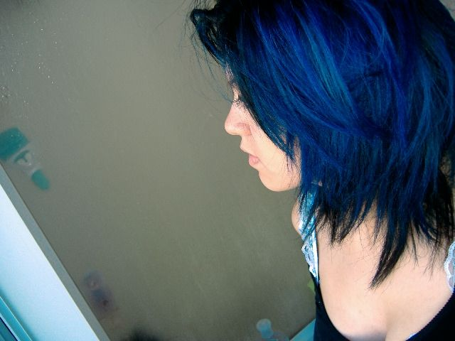 Shocking Blue Manic Panic Shocking Blue Amplified Hair Dye