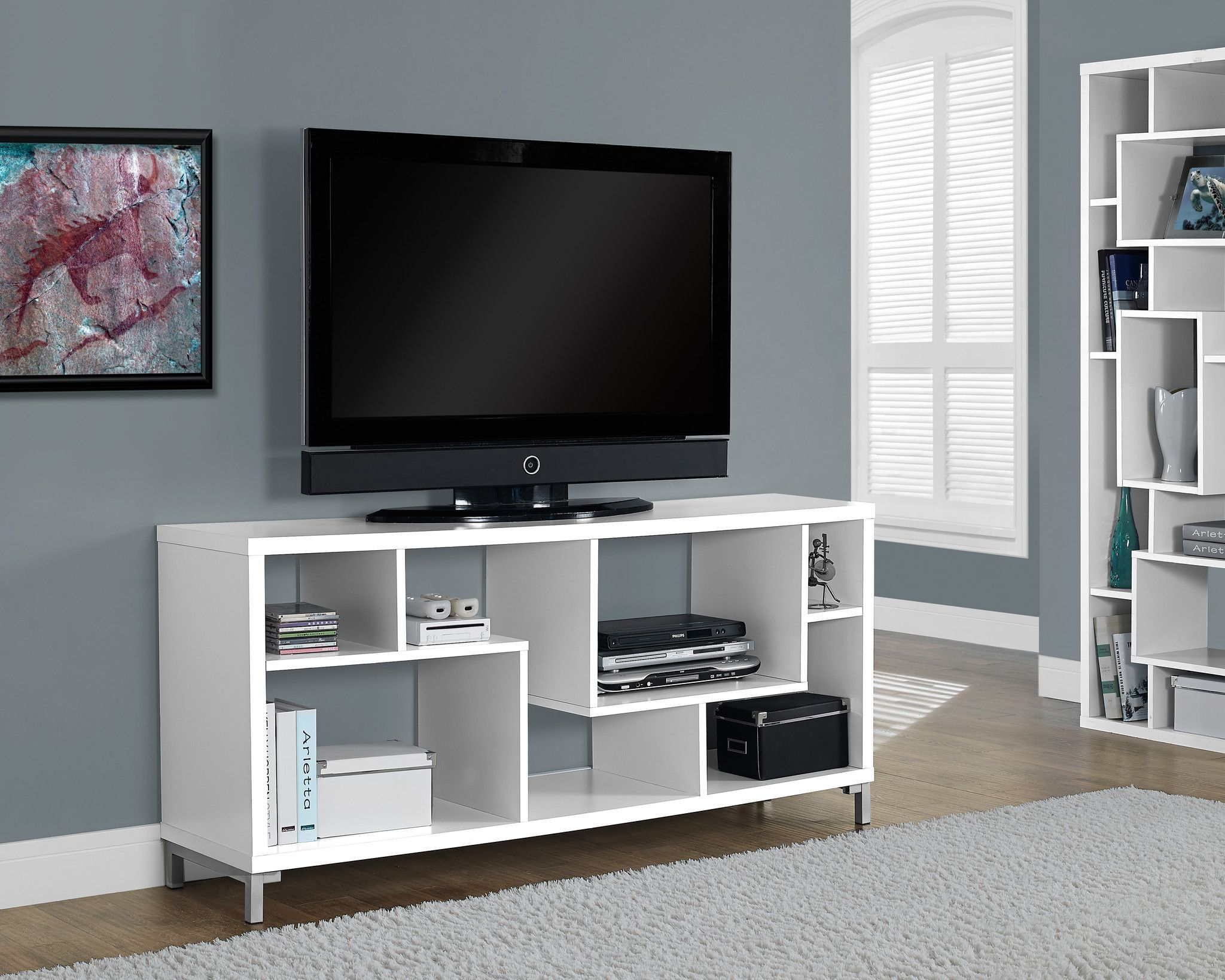 Tv Stand 60 L White Home Sweet Home In 2018 Pinterest Tvs