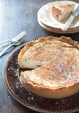 Delectable Easter Desserts Ideas – Sicilian Sweet Ricotta Pie | L'Italo-Americano - Italian American bilingual news source