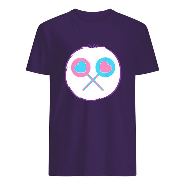 Share Care Bear Costume Halloween T-Shirt