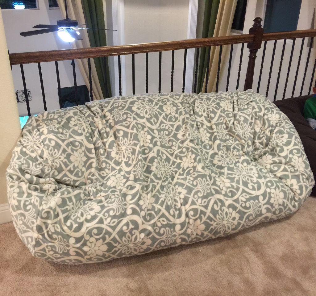 Bean Bag Sofa / Bed Bean bag chair, Bean bag couch, Bean