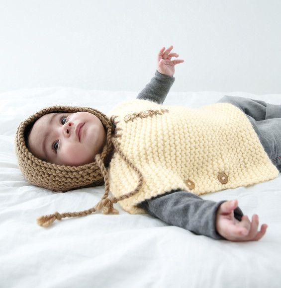 Modèle bonnet laine Rapido Layette - Modèles Layette - Phildar ... 94d3e106724