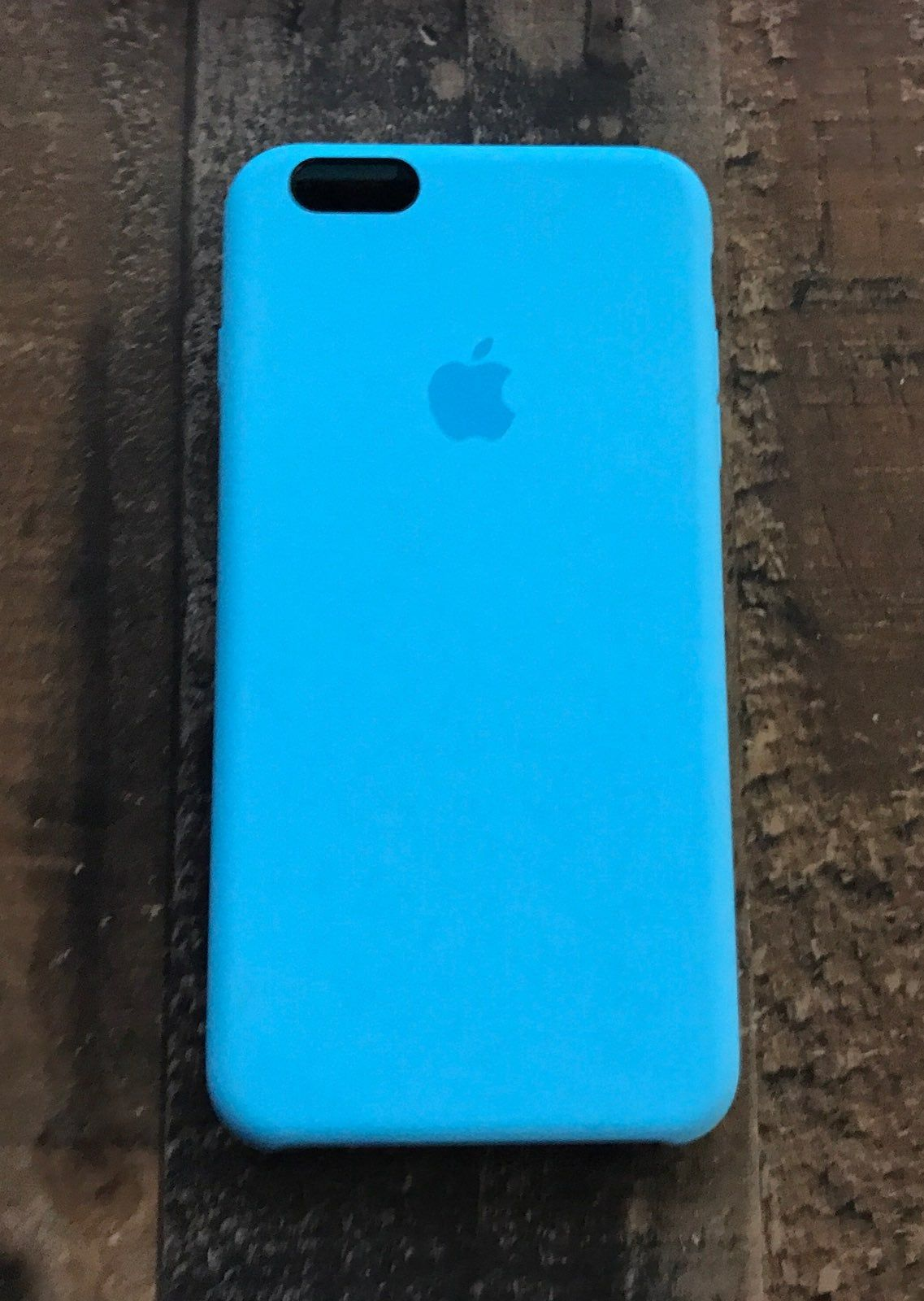 iphone x baby blue case