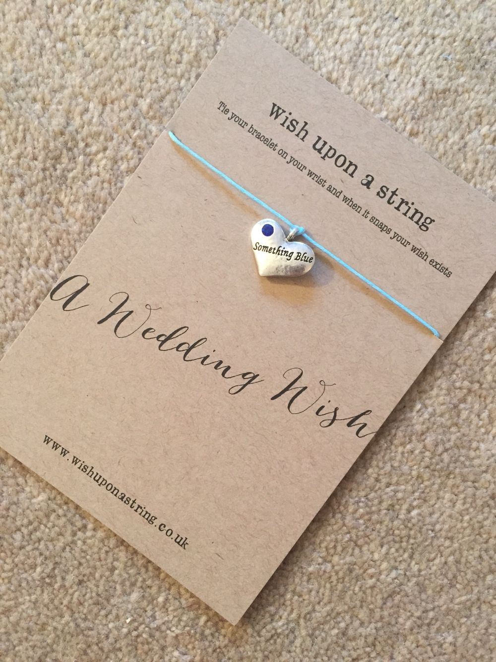Something Blue Gift Ideas For Bride Wedding Gallery