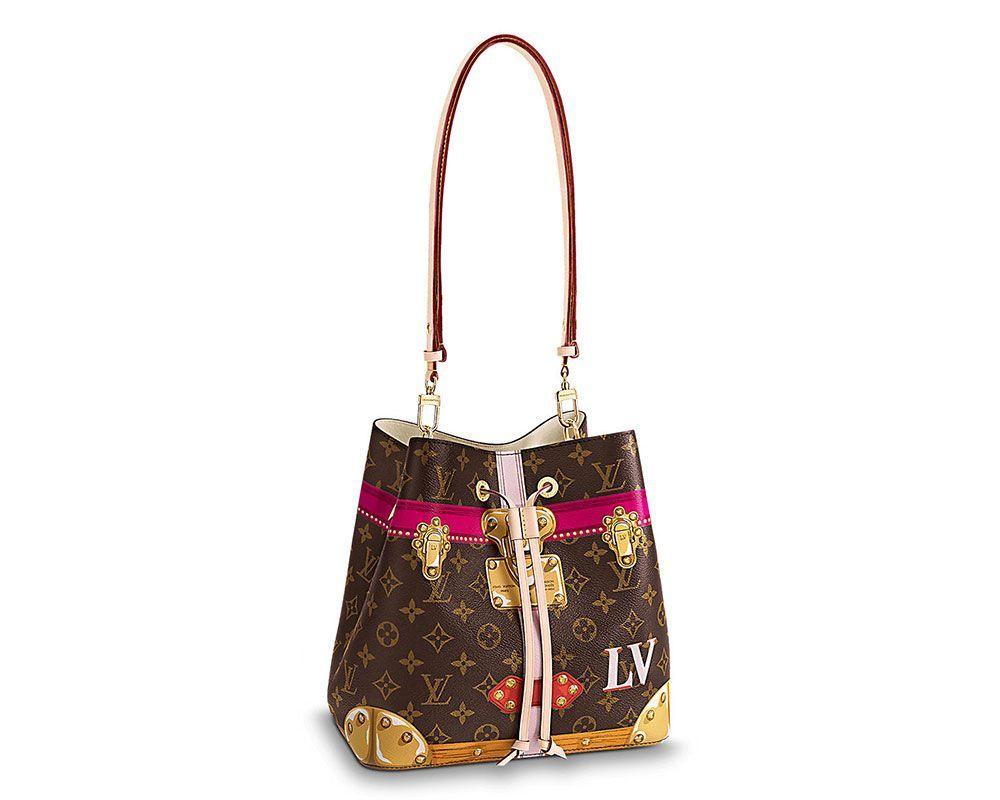 ca0e239a6e4e Louis Vuitton s Summer 2018 Capsule Collection Reimagines the Brand s  Classic Bags with Cartoon Details - PurseBlog