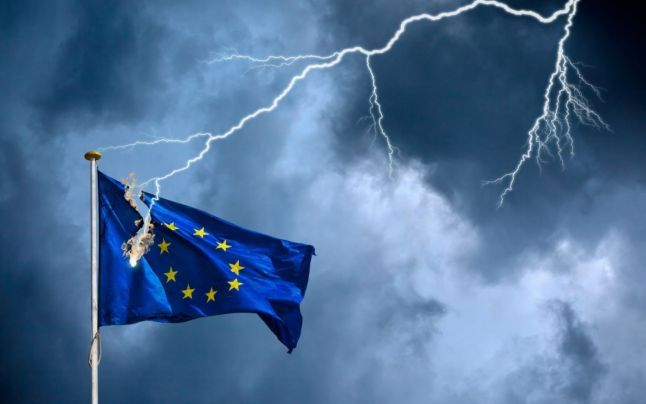 """EXCLUSIV Dan Dungaciu: """"Furtună perfectă"""" în Europa"""