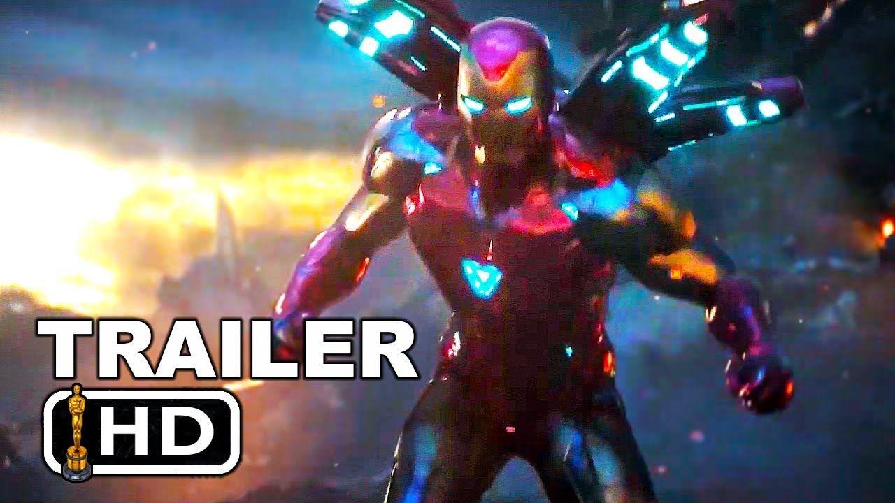 Avengers endgame final trailer 2019 marvel movie hd