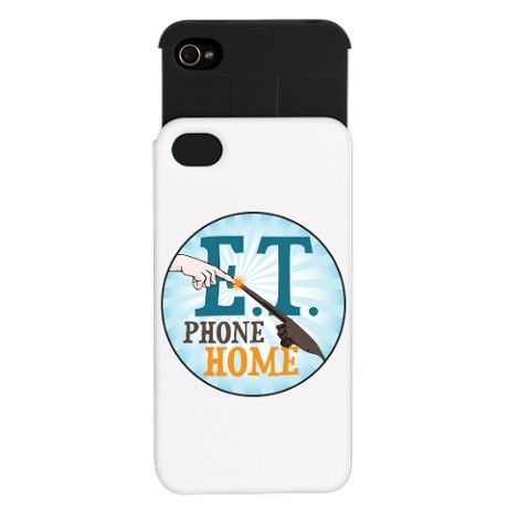 Movie E.T. Phone Home iPhone Wallet Case $24.50