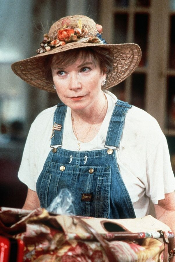Shirley Maclaine Ouiser Steel Magnolias 1989 With Images