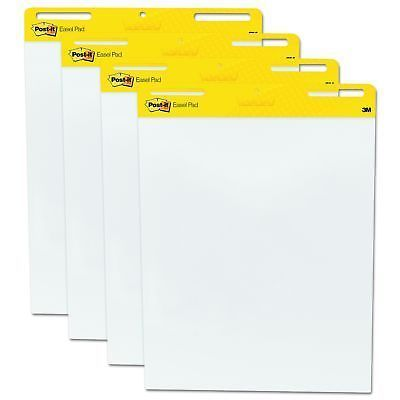 Postit Super Sticky Easel Pad, 25 x 30 Inches, 30 Sheets