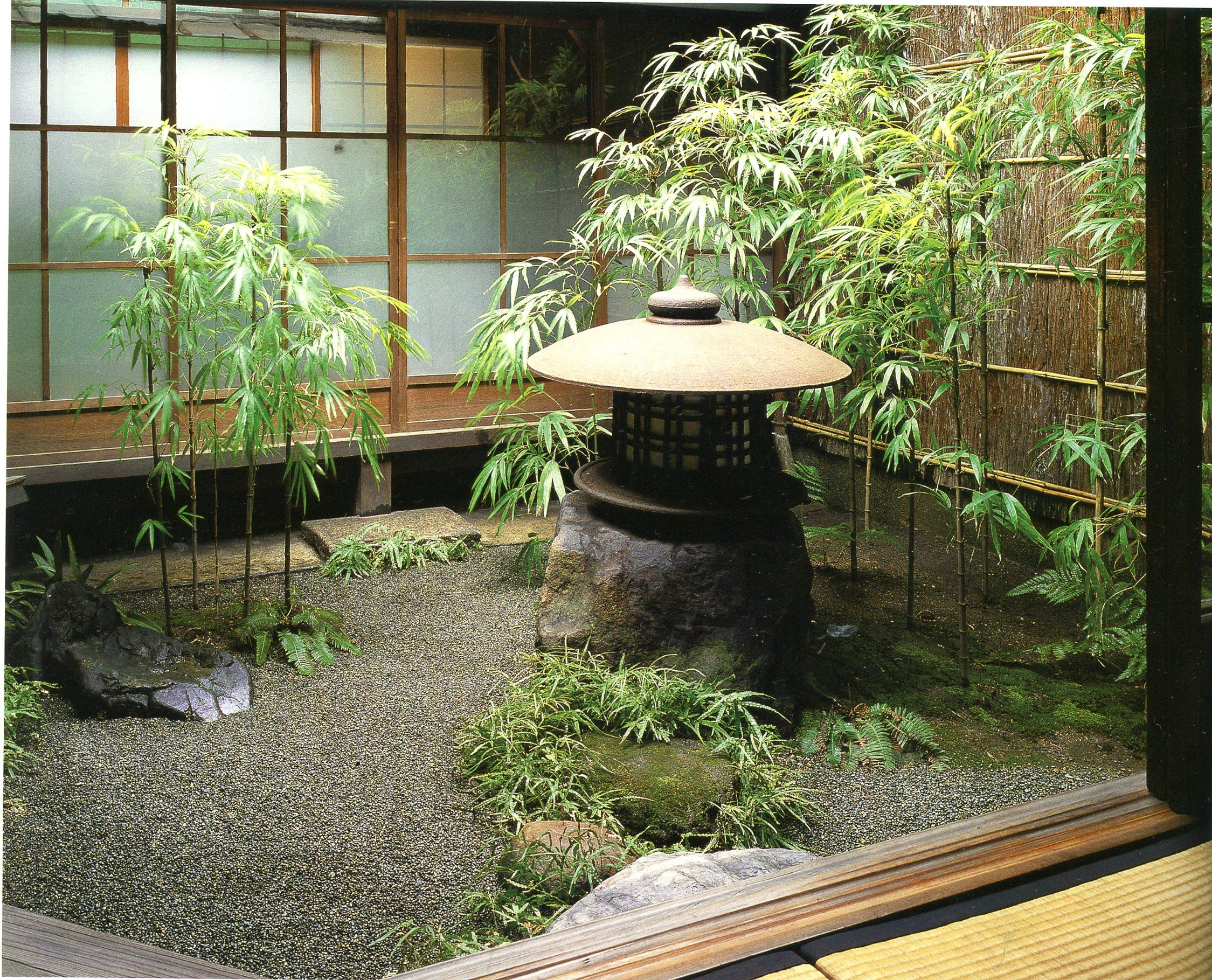 Ban Residence: Landscapes for Small Spaces: Japanese Courtyard ...