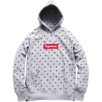 080d745d0a8f Supreme x Comme des Garcons Polka Dot Hoodie as seen on Kylie Jenner ...