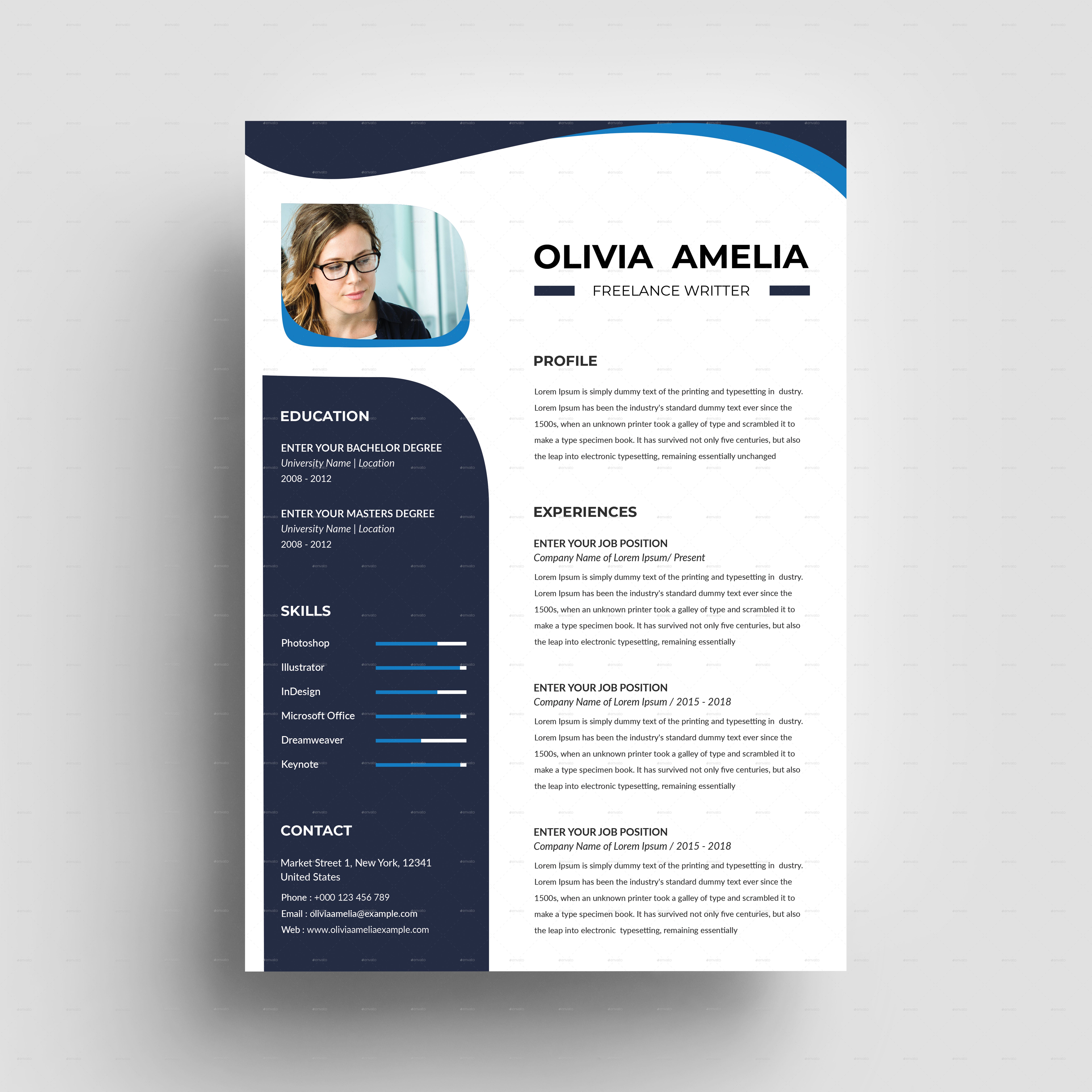 Where can you buy resume paper