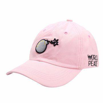 0905c9dd8ba Men Women Hand Love Adjustable Hat Hip Hop Kpop Curved