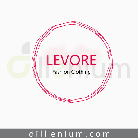 Circular Unique Signature Fashion Clothing Logo Design Template is part of Clothes Logo Fashion - Minimalist Fashion clothing logo design for your business startup or logo revamp  It's a circular unique signature logo design template with custom changes