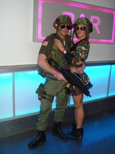 Homemade army costume ideas army costumes pinterest army homemade army costume ideas solutioingenieria Choice Image