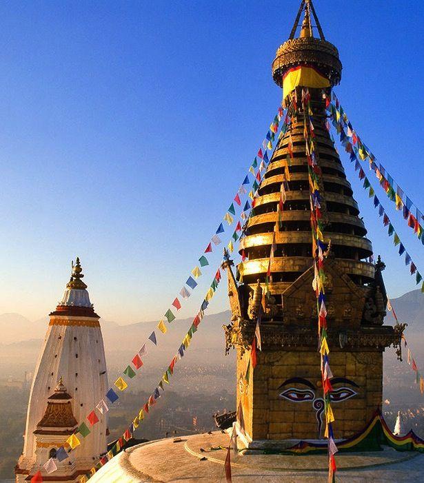 12 Stunning Asian Stupas