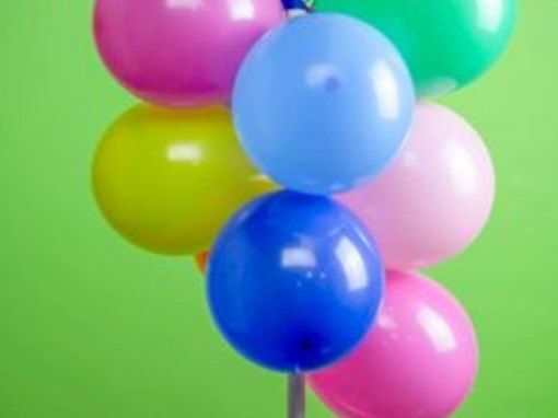 How to Make a Balloon Arch Without Helium | eHow.com #balloonarch How to Make a Balloon Arch Without Helium | eHow #balloonarch