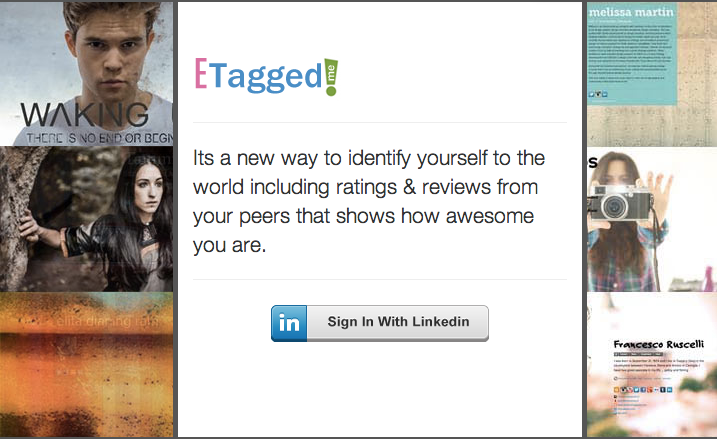 its a new way to identify yourself to the world including