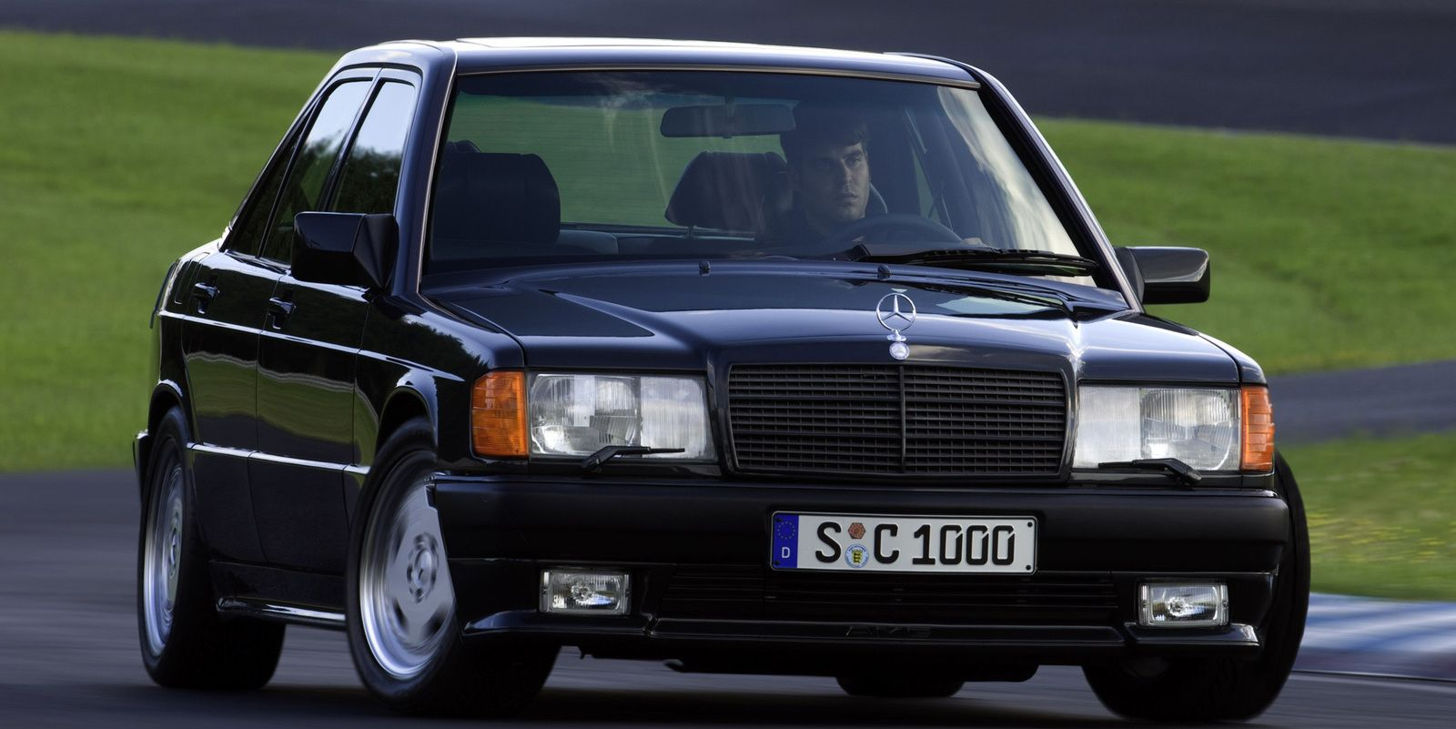 These Are 14 Of Amg S Most Interesting And Unusual Cars 190e Amg