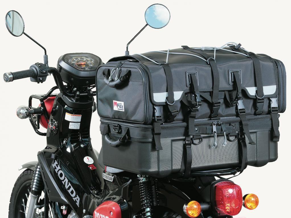 20191211134202000000 日本一周フルスペック クロスカブ110 Tanax 快適bag大捜査 あなたのbestはどのバッグ Motorfan モーターファン ギャラリー クロスカブ カブ110 カブ