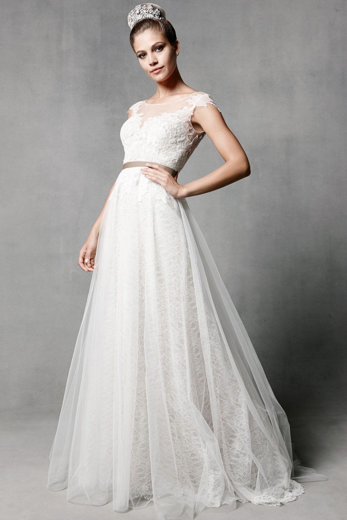 Watters Brides Farah Gown