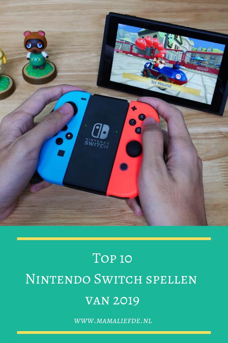 Top 10 beste Nintendo Switch games 2019 (populaire spellen